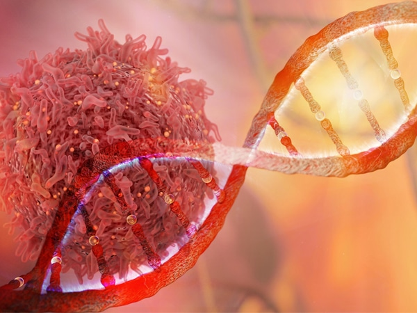 DNA sequencing for cancer diagnostics